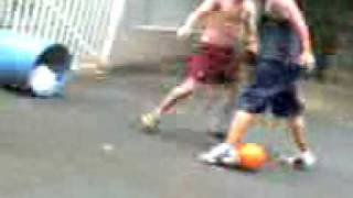 gael garcia bernal vs vin diesel street soccer no 1