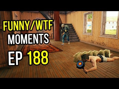 PUBG: Funny & WTF Moments Ep. 188