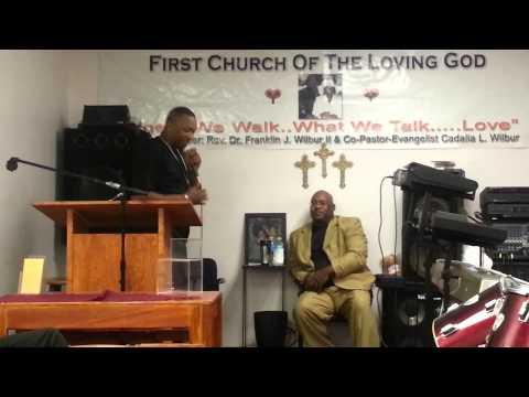 Elder Pastor Robert Bush