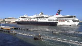 Old San Juan, Puerto Rico - Independence of the Seas Departure HD (2013)
