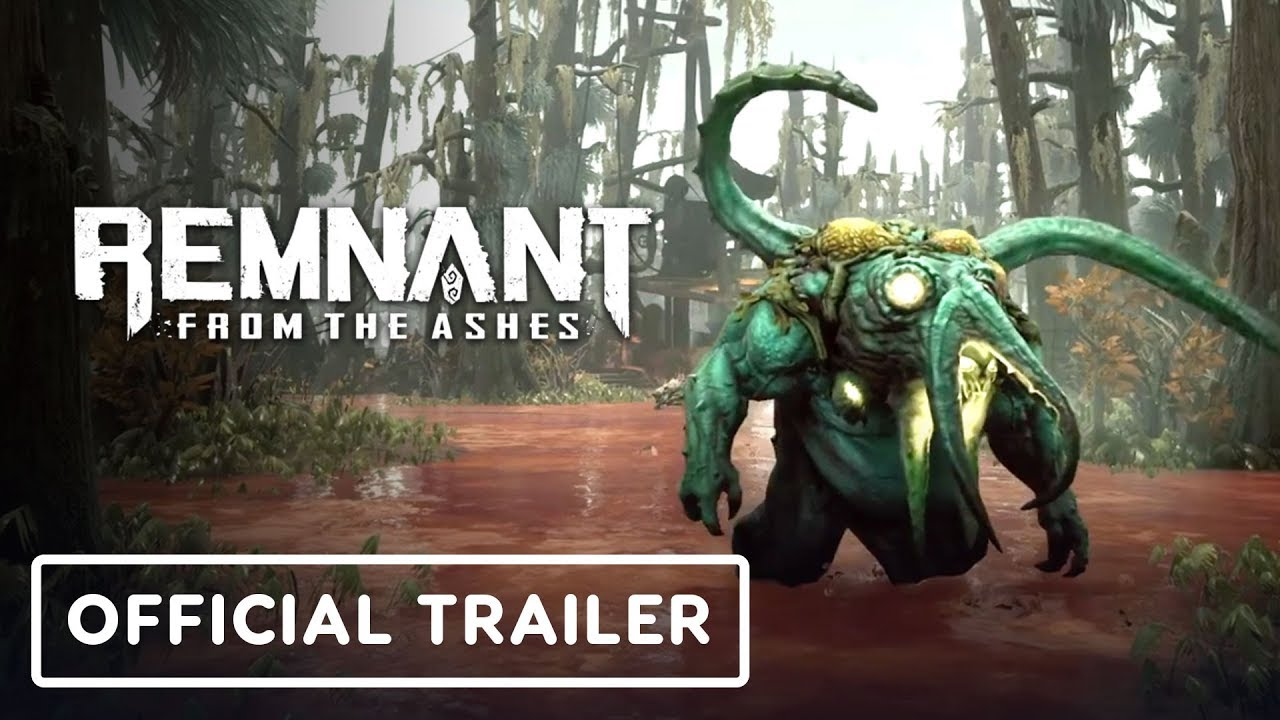 Remnant: From the Ashes - Official Corsus Gameplay Trailer