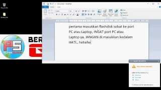 Cara menampilkan file yang hilang oleh VIRUS