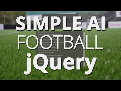 Programming JS To Play Football (jQuery)