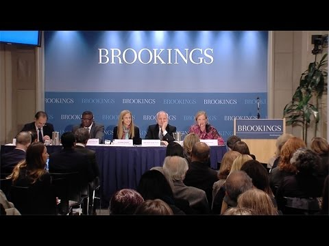 New Ideas to Scale Up and Finance Global Education - Panel 1