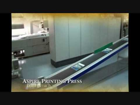 Aspire Printing Press Tour