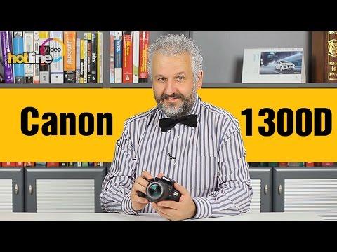 Canon 1300D - обзор фотокамеры