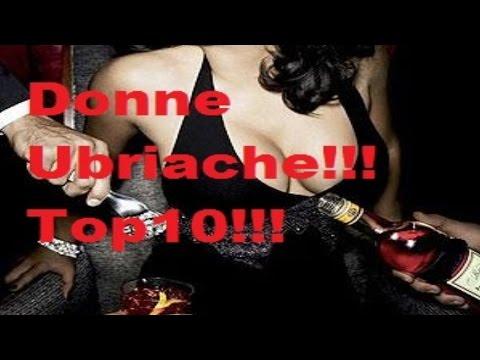 Donne ubriache!!! La donna e l'alcol!!! Drunk girls!!! Video divertente!!! Top10!!!