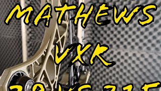 Mathews VXR 28 and 31.5 Bow Review with SPEEDS