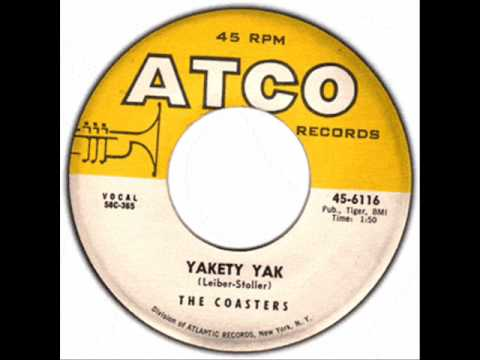 The Coasters - Yakety Yak - ORIGINAL MONO VERSION