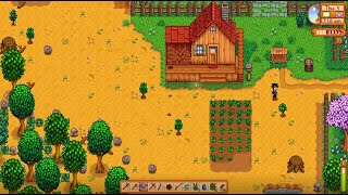 PC Game #36: Stardew Valley - Gameplay