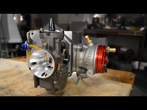 50cc 32mm Carb Nitro 2 Stroke Engine Assembly | NOW IN