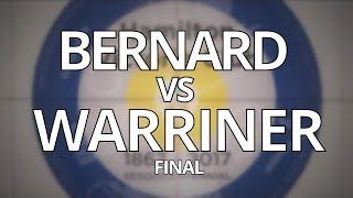 2018 ONT U-18 MEN'S Championship Final - BERNARD vs WARRINER