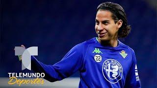 Estrella del Manchester City, el fan número uno de Diego Lainez | Telemundo Deportes