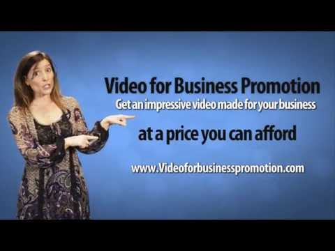 Video For Business Promotion