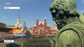 Телеканалы «Якутия 24» и НВК «Саха» покажут парад Победы в Москве в прямом эфире