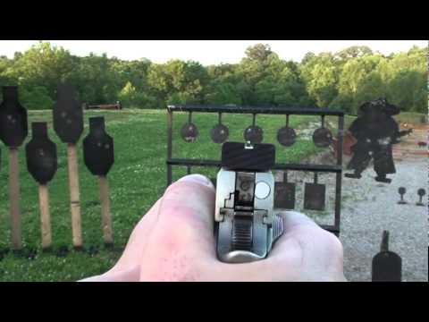 1911 SLAPPIN STEEL (POV SHOOT)