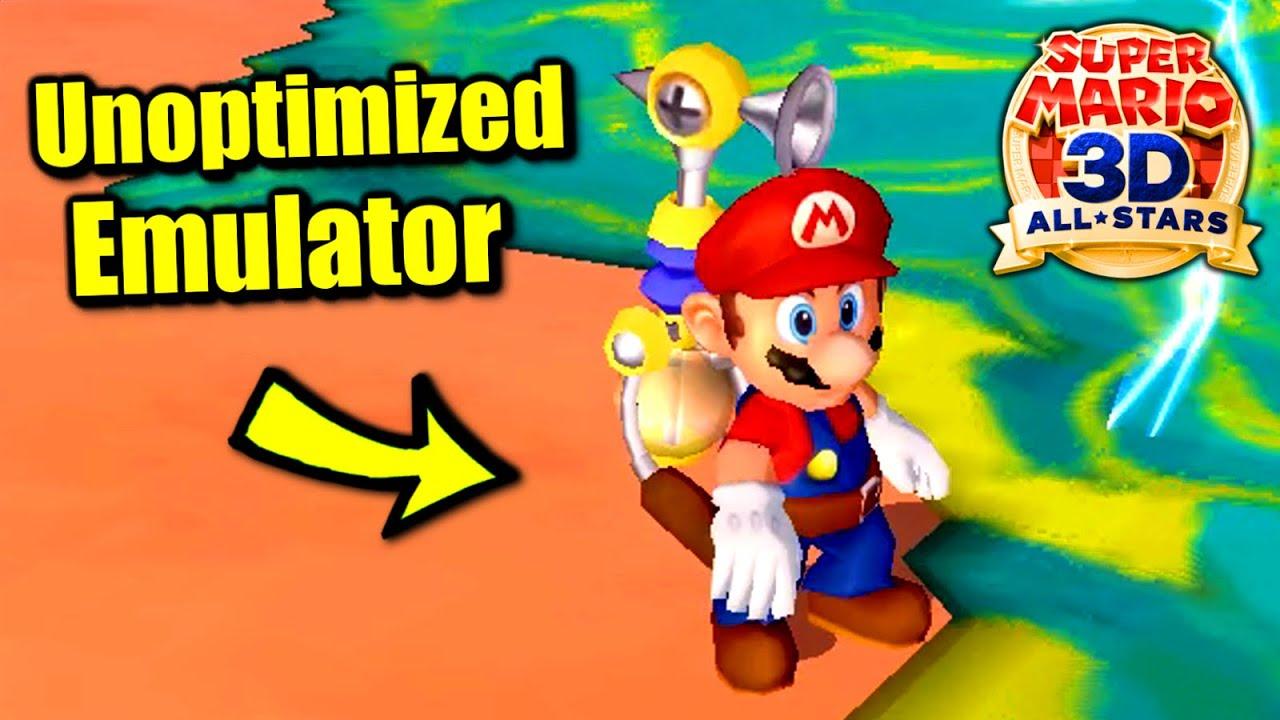 How Broken is Super Mario 3D All-Stars?