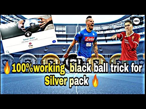 Download Pes 2019 Blackball Tricks In Silver Ball Pack 100