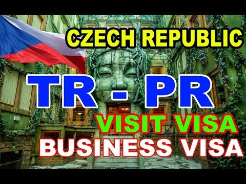 How To Apply Czech Republic Visit Visa [Business Visa][Citizenship]2018 Urdu / Hindi Premier Visa