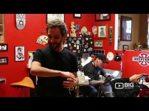 Studio 283 Tattoo Shop Melbourne for Tattoo Design and Piercing