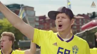 De Vet Du - Vi Sjunger (VM-låten 2018)