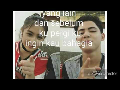 Lirik || Cover Aliando syarief ft Prilly Latuconsina - Air mata surga