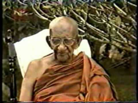 Interview and Funeral of Ven. Balangoda Ananda Maithriya Thero