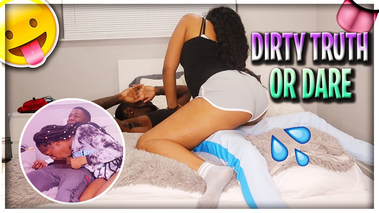 Download EXTREME DIRTY TRUTH OR DARE 💦🍑 AT THE BNB *THEY WENT WILD 😍*