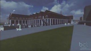 Reportage: Performance Factory wordt nieuw leven ingeblazen (TV Enschede)