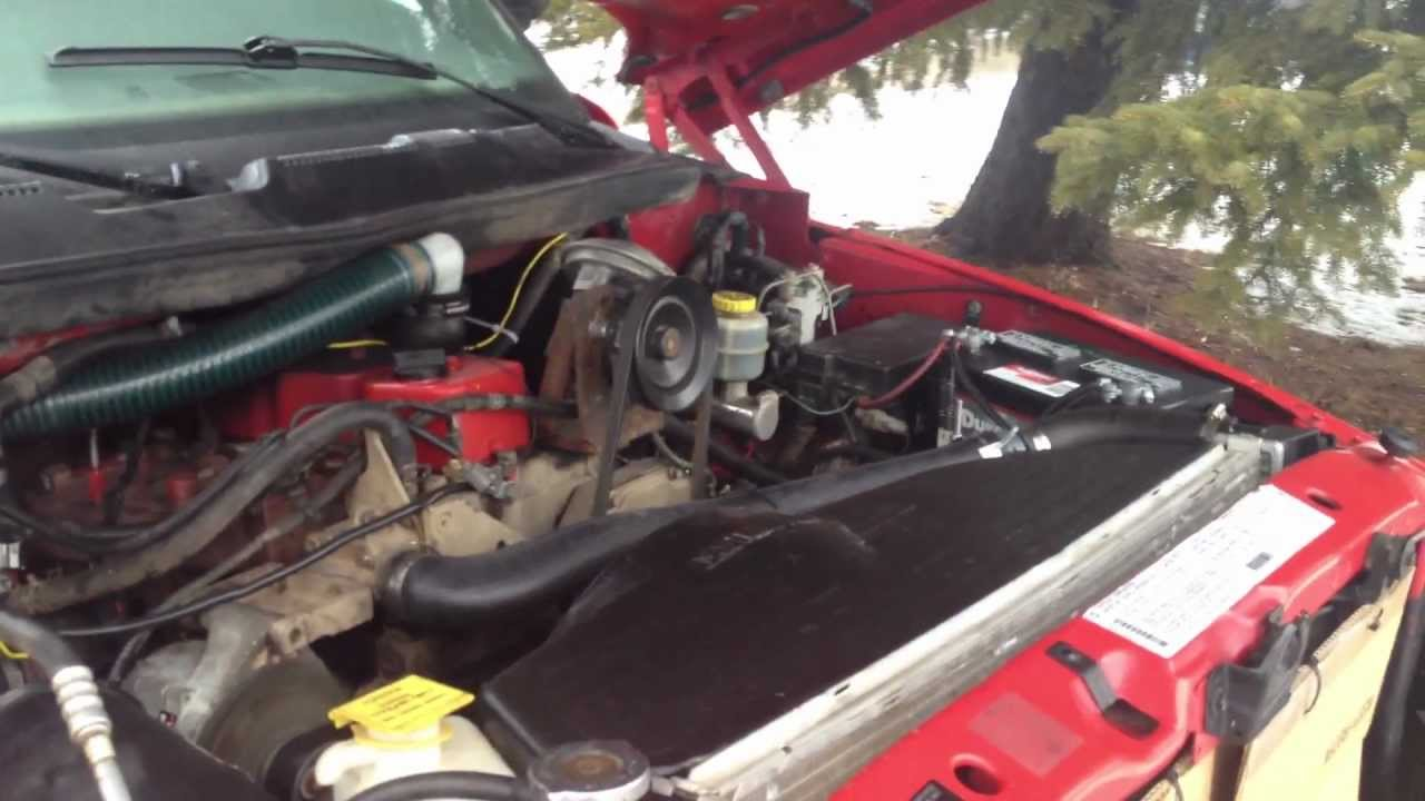 Maxresdefault on Dodge Ram 1500 Engine