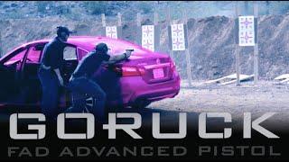 GoRuck Advanced Pistol | Sony a6500