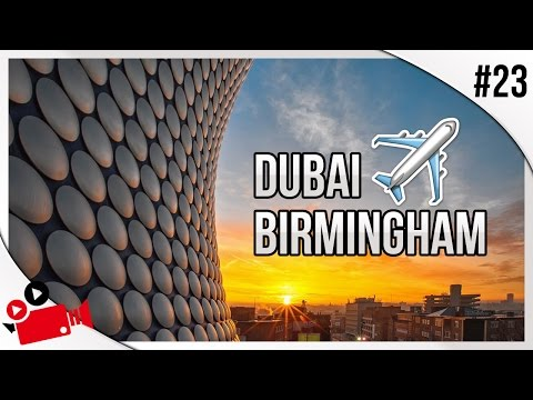 Travel Vlog: Back to Birmingham!
