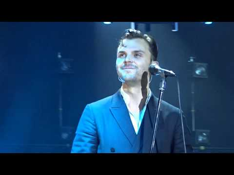 Hurts - Wonderful Life live @Columbiahalle...