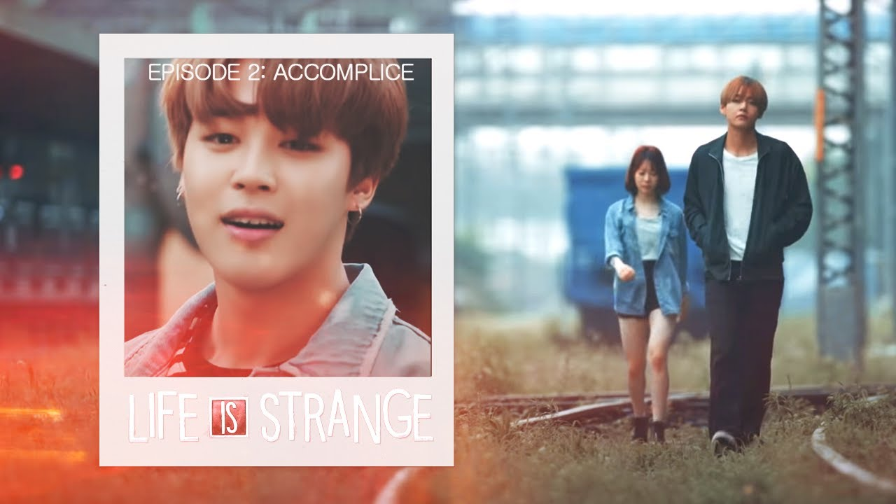 BTS x Life Is Strange au| Episode 2: Accomplice