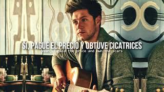 Paper houses • Niall Horan | Letra en español / inglés