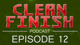 Clean Finish Podcast Ep. 12 Wrestling Podcast - The Death Of Seth Rollins