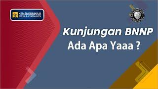 Studi Tiru BNNP Provinsi DIY