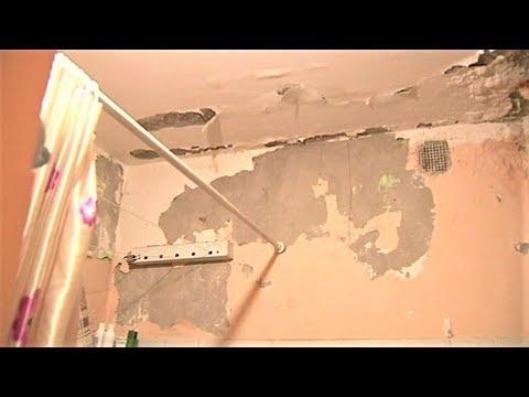 В Когалыме исправляют последствия капитального ремонта в многоэтажке