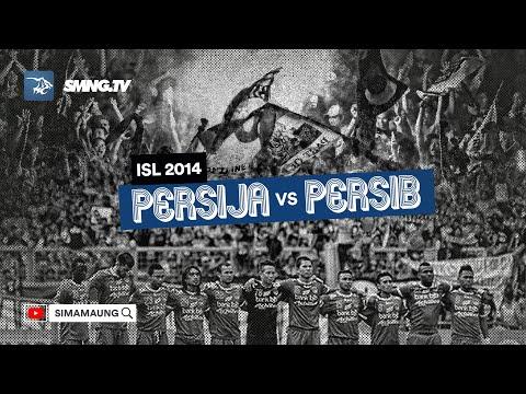 PERSIB JUARA - Pertandingan Persija Jakarta Vs Persib Bandung 2014