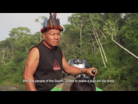 The South Suriname Conservation Corridor - an introduction