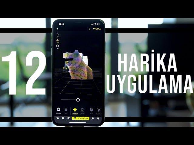 Harika Uygulamalar #7 - IOS&Android