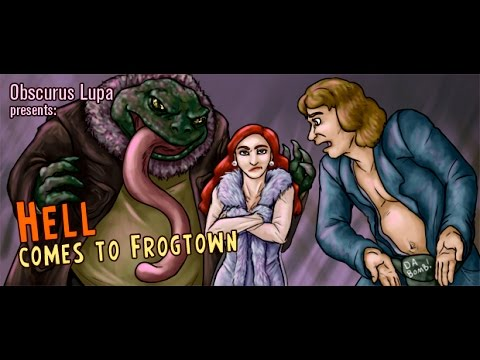Download Hell Comes to Frogtown (1988) (Obscurus Lupa Presents) (FROM THE ARCHIVES)