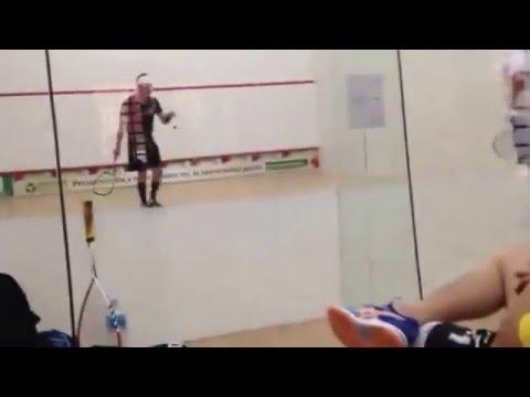 Torneo de Squash Universidad del Quindio