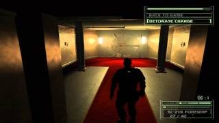 Splinter Cell Chaos Theory Walkthrough - Part 7 - Bank - Not a penny more [HD]