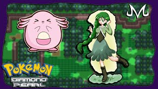 Pokemon Pearl #6 - Eterna Forest