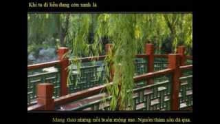 Thu Trên Đảo Kinh Châu - nhạc Lê Thương - ca sĩ Vũ Khanh - thực hiện Mai Thu Hương