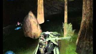 Halo Trial Gameplay part1 (Singleplayer)