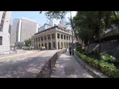 【HK Walk Tour】Central and Western Heritage Trail - The Central Route (Full Version)