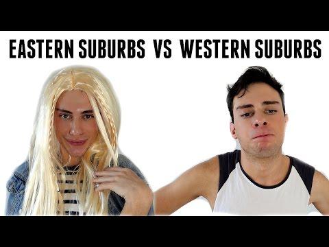 Eastern Suburbs vs Western Suburbs (Sydney, Australia)