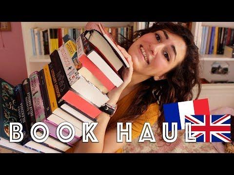 BOOK HAUL GIGANTE PARIGI&LONDRA | Jo Reads